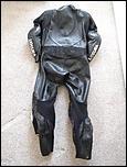 Vanson 1 Piece Suit-suit-rear-jpg