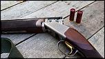 """Browning 725 Sporting 12ga w/ adj. comb,  30"""" barrels, case, chokes-20151031_135305-jpg"""