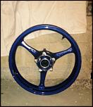 WINTER CLEARENCE : Motorcycle stuff-07-gsxr-750-front-wheel