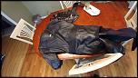 Bilt Leather Race suit EU56, Bilt Back Protector, Dainese Pro Metal RS Gauntlet Glove-0412172008a-jpg