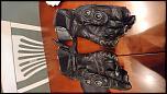 Bilt Leather Race suit EU56, Bilt Back Protector, Dainese Pro Metal RS Gauntlet Glove-0412172009a-jpg