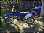 2003 Yamaha WR450F rolling chassis with cleanr MA street title-00a0a_6byhg4dg0li_1200x900-jpg