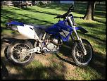 2003 Yamaha WR450F rolling chassis with cleanr MA street title-00a0a_97sxznmxutd_1200x900-jpg