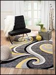 Summit Gray/Yellow Indoor Area Rug - 0 OBRO-22528419_10155032012433947_4290730432599536250_n-jpg