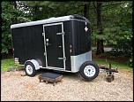 Carry-on  6x12 Enclosed Trailer-6x12outside-jpg