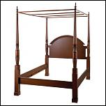 Four Poster Queen Bed-bed-jpg