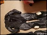 Cleaning out the closet- suit/jackets/rain suit/boots/chest/back protector-20180930_193603-jpg