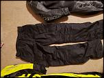 Cleaning out the closet- suit/jackets/rain suit/boots/chest/back protector-20180930_193638-jpg
