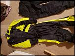 Cleaning out the closet- suit/jackets/rain suit/boots/chest/back protector-20180930_193650-jpg