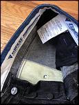 Dainese Riding Jeans (EVO D1) + Kit J Knee Armor - Size 33 - 0-img_1038-jpg