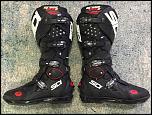 Sidi Crossfire 2 SRS boots, 43-b1f6cfce-17eb-4a39-aa25-893d0c321171