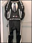 For Sale - New Spidi One Piece Leathers  Size 40 US - Euro 50-img_1486-jpg