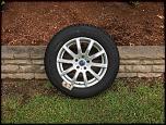 Four Blizzak Winter Tires on alloy rims-img_1099-jpg