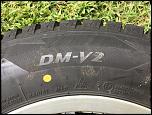 Four Blizzak Winter Tires on alloy rims-img_1112-jpg
