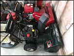 Craftsman 5.5 HP snow blower.-img_2989-jpg