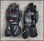 Vanson, Syed, TLD, Alpinestars, Road + DS gear for sale-joe-rocket-gpx-gauntlet-gloves