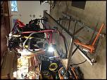 My Bike lift build today-image-jpg