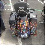Went to Laconia Bike Week yesterday.-clown-jpg