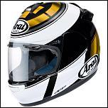Make me feel better or worse about my new helmet-arai-signet-target-motorcycle-helmet