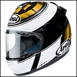 Make me feel better or worse about my new helmet-arai-signet-target-motorcycle-helmet