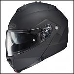 Make me feel better or worse about my new helmet-hjc-max-ii-solid-matte