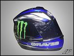Custom painting, helmets, bikes etc.-chuck_graves-jpg