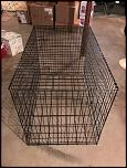 "Midwest XL dog crate 48""L x 34""H x 30""W-crate-1-jpg"